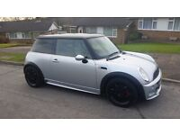 mini cooper 05 one of a kind high spec chilli pack chrono pack
