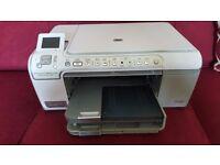 Hp printer with SD card slot