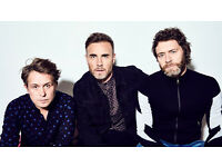 4 Tickets for BBC Radio 2 Live In Hyde Park Festival with Take That, Blondie, Stereophonics etc.
