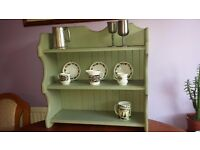 Shabby Chic Wall Storage Cupboard French Vintage Style