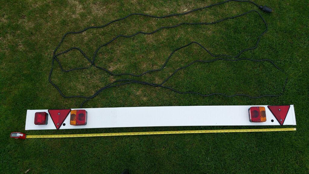 Trailer Lighting Board 1 8m 6ft Wide In Horsham West Sus Gumtree