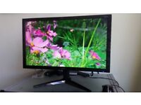 Acer KG241Q full HD 24 inch computer monitor. Built-in speakers. Perfect condition. 2 HDMI ports.