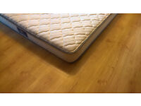 Double bed size mattress