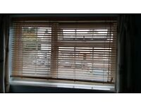 Hilarys Real Wood Vertical Blinds x 5