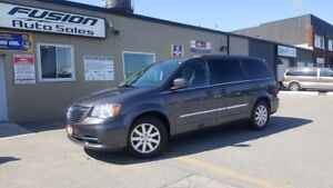 2015 Chrysler Town & Country TOURING-PWR LIFTGATE-BACK UP CAMERA