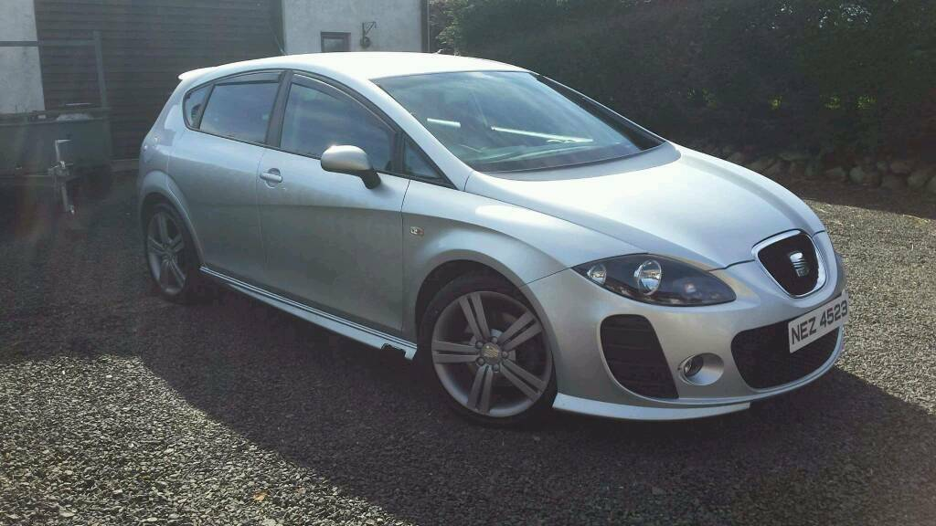 seat leon fr 2007 in newtownabbey county antrim gumtree. Black Bedroom Furniture Sets. Home Design Ideas