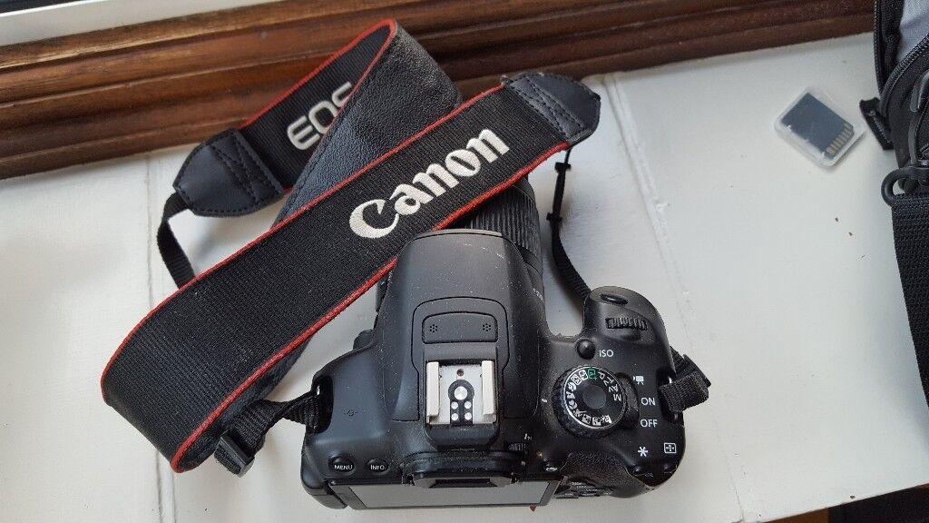 $1000 CANON EOS Rebel T4I digital camera 2