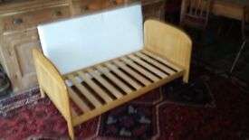 Childs wooden Slatted Bed