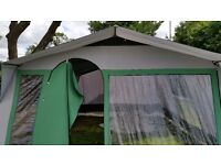 6-8 Berth Cabanon family tent