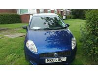Fiat Punto active 1.2 (Low Insurance) group 5