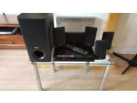 LG HOME RECEIVER SYSTEM and TV STAND