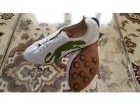 Puma: Alexander van Slobbe golf Sneakers, Color: White, Size: 6 UK, 39 EU. Made in Italy. New! £40