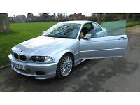 BMW 325CI M Sport - Very Low miles - Electric seats - *Mint*