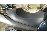 Yamaha MT-01 Carbon Single Seat Kit.