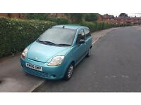 Chevrolet matiz 2006 new MOT 06-2018 more inf tel. 07783838622