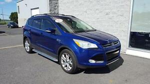 2013 Ford Escape SEL 2.0L TURBO+ DÉMAREUR A DISTANCE+BLUETOOTH+C