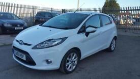 2011 Ford Fiesta zetec econotic 1.6 tdci £free road tax