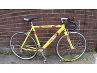 VERTICAL CANYON 16 SPEED RACING BIKE LIGHTWEIGHT 21in/54cm ALLOY FRAME VERY CLEAN BIKE JUST SERVICED