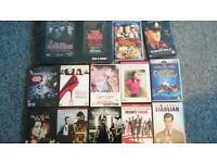 Bag of DVDs