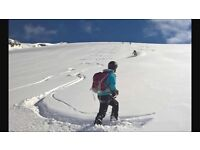Ski touring -guaranteed snow ....equipment provided .