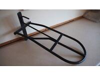 NEW Horze Durable Saddle Rack - Horse Saddle Racks & Stands