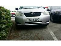 Toyota coralla 1.4 full service only 72000 milage