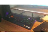 Steelseries Apex gaming keyboard (FNATIC)