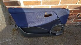 Used Good Quality Door Cards for Fiat 1.2 (Minor Scuffs)