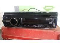 Sony xplod car stereo/cd player