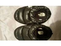 North face size M which is normally 5/6 slippers brand new £14