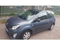 Renualt twingo extreme 1.2 2008 cheap little car
