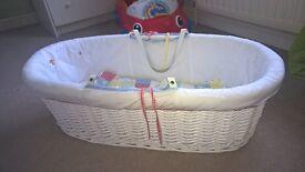 Little Bird Moses Basket