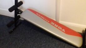 NO MONEY REQUIRED FOR A NEW ABS BENCH FITNESS YORK