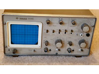Vintage Gould OS245A Dual Beam Oscilloscope