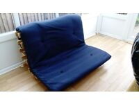 Double futon bed /sofa
