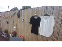 2 womens size 14 tops