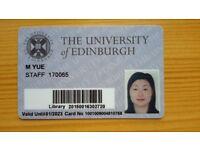 Learning Mandarin Chinese with Edinburgh University teacher