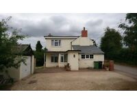 Detached 3/4 Bedroom Cottage in Rural Location. Sellack, between Hereford and Ross-on-Wye £950 pcm