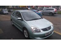 HONDA CIVIC SE(2005)1.4