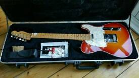 Fender Telecaster American Deluxe 60th Anniversary Limited Edition