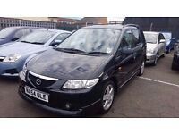 2004 MAZDA PREMACY 2.0 SPORT 12MTH MOT LOW MILES PX WELCOME