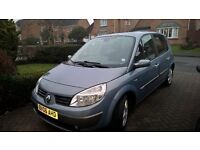 Renault Scenic 1.5Cdi dynamique. VGC and low mileage