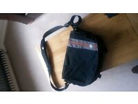 "Laptop shoulder carry case (crumpler) 17"""