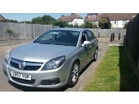 2007 vauxhall vectra 1.8 sri