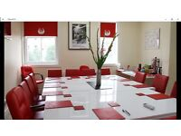 Central, Desk space (£400 pcm), meeting rooms (from £50 per half day), Fully equipped, wifi