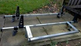 Volkswagen Caddy roof rack