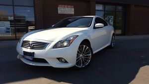 2012 Infiniti G37X SPORT XS COUPE / NAVIGATION / 59K ONLY