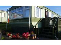 Sited Static Caravan 6 berth Aberystwyth - home from home - ready to move in now