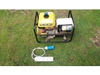 Suzuki Duel voltage Generator 110v + 240v