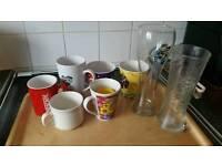 Cups n glasses